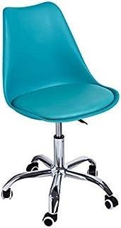 Regalos Miguel - Sillas Oficina - Silla Neo - Verde Azulado - Envío Desde España