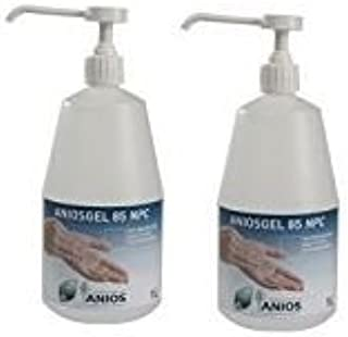 Gel Hydroalcoolique Aniosgel 1 Litre Lot De 2 Flacons Amazon Fr