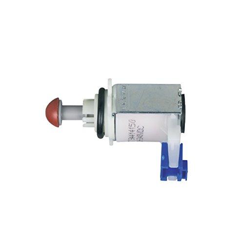Bosch Válvula Válvula solenoide Salida de la válvula Bolsa de Agua Intercambiador de Calor Apto para lavavajillas Lavavajillas 631199