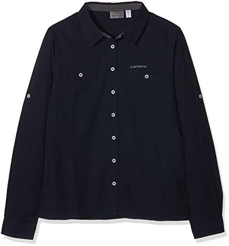 Icepeak Sola T-Shirt pour Femme Noir Taille L/40