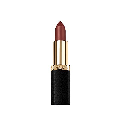 L'Oréal Paris Colour Riche Matte Lipcolour, He Thinks He's Matte-Cho, 0.13 oz.