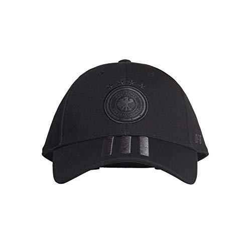 Adidas czapka z daszkiem DFB H/A czarny black/Carbon/Carbon OSFW