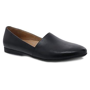 Dansko Women s Larisa Black Slip-on Flat 7.5-8 M US