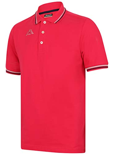 Kappa Poloshirt Maltax pink m