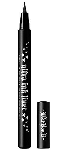 Kat Von D Ultra Ink Liner in Trooper Black - NEW - Flexible Tip Liquid Eyeliner Full Size 1.6ml