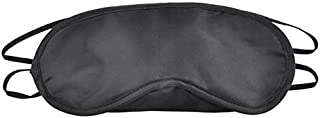 PupLeash Silk Sleep Mask Soft Padded Shade Cover Eye Rest Travel Relax Sleeping Blindfold