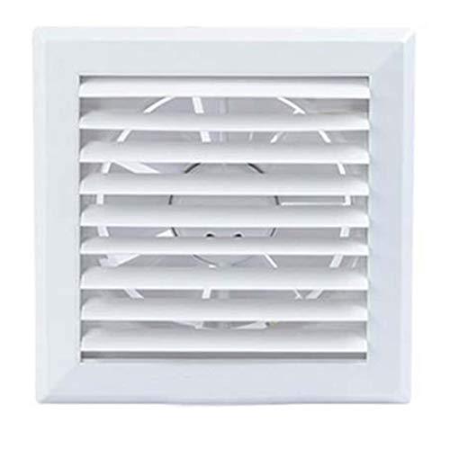 Cocina 220 V 40 W hogar Ventilador de Escape montado en la Pared Ventilador de Escape Blanco ventilaci/ón bajo Ruido ba/ño ventilaci/ón Garaje