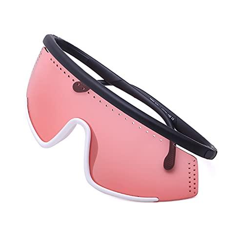 Gafas de Sol para Ciclismo,UV400 Gafas,Corriendo,Moto Bicicleta Montaña,Camping y Actividades al Aire Libre para Hombres y Mujeres,Gafas de Ciclismo Polarizadas