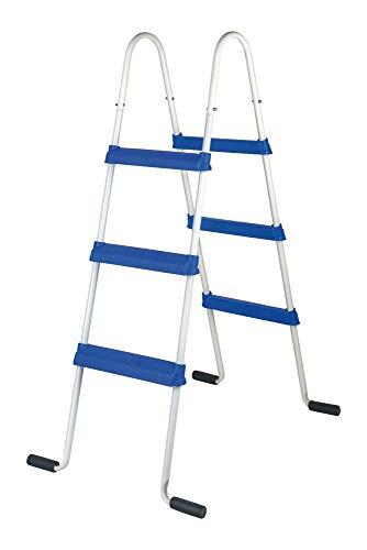 Gre ET1200 - Escalera standard tipo tijera para piscina de altura 120cm
