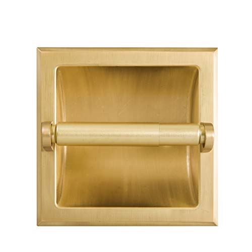 Top 10 best selling list for brass toilet paper holder recessed