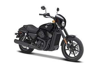 Harley Davidson Street 750 (2015) Druckguss Modell Motorrad