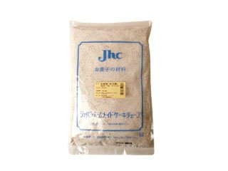 JHC 国産全粒粉(中力粉) 500g