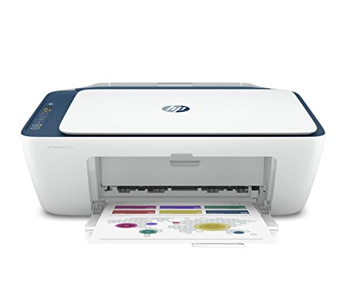 HP DeskJet 2723 All in One Wireless Inkjet Printer