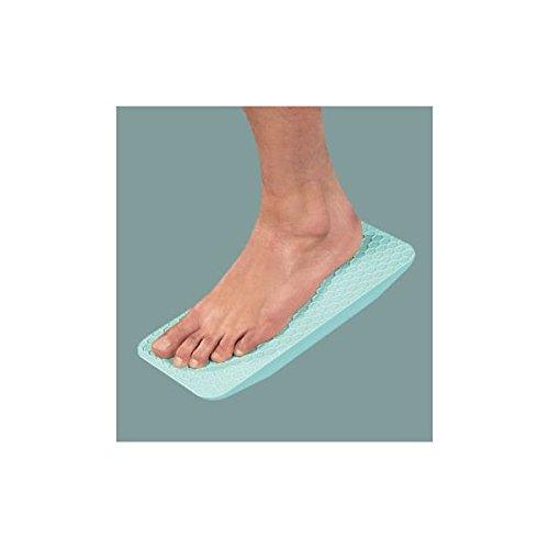 ROTEN | Tavoletta Singola | Riabilitazione caviglia o ginocchio | Propriocettiva | tendine d'Achille e distorsioni | Semisferica | Antiscivolo
