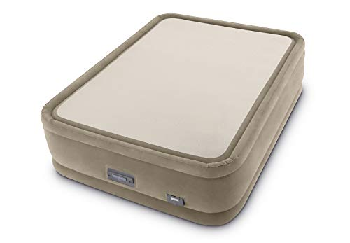 Intex PremAire ThermaLux Air Mattress with Digital Comfort...