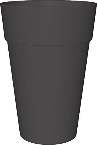JAIME Pot Colonne Ronde CHAPELU-ANTHRACITE-Ø35