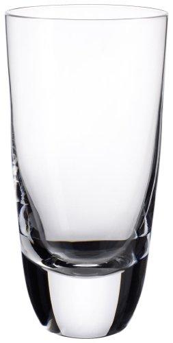Villeroy & Boch American Bar Longdrink-Glas, Kristallglas, Transparent, 78 mm