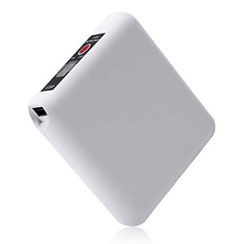空調服 バッテリー 大容量 【6800mAh大容量&USB/DC7.4V兼用&PSE認証済み】 4段階調整可能 大容量バッテリー リチウム電池パック エアコンクロス バッテリー 調整式 熱中症対策 暑さ対策