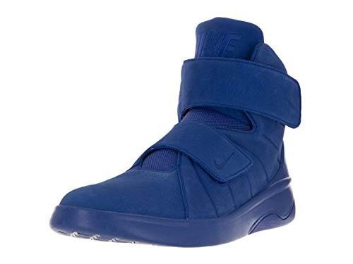Nike Marxman PRM Mens hi top Basketball Trainers 832766 Sneakers Shoes (US 11, Racer Blue 400)