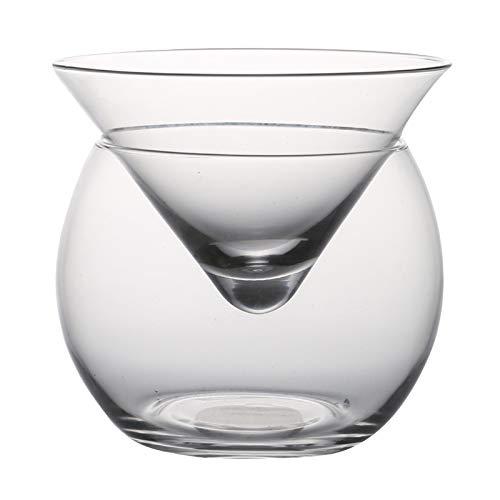 Martini - Copas de cóctel con forma de triángulo para cócteles, copas de vino, copas de vino, copas de vino para fiestas, cocina, bar, celebración