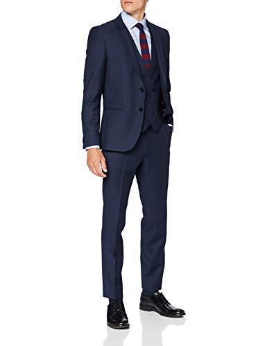 HUGO Herren Arti/Hesten203V1 Suit - Dress Set, Navy(419), 50