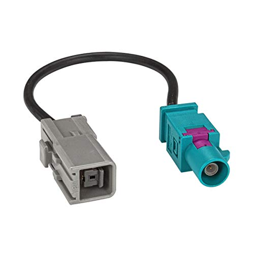 tomzz Audio 1500-021 - Adaptador de antena GPS Fakra a GT5 para Alpine Kenwood