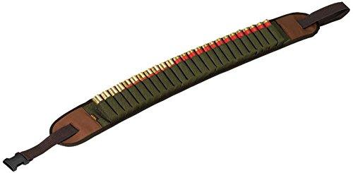Akah - Cinturón de Cartuchos, Calibre 25 12.