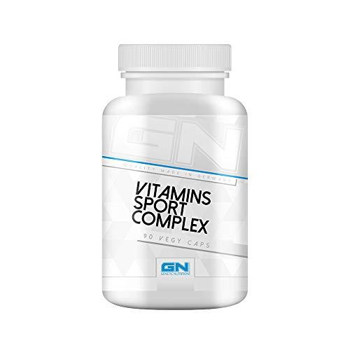 GN Laboratories VITAMINS SPORT COMPLEX, 80 g Dose, 90 Kapseln, Hochdosierter Vitaminkomplex !
