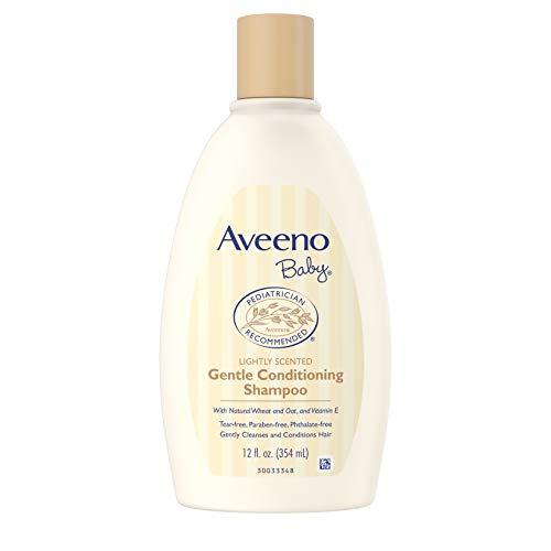 Aveeno Baby Gentle Conditioning Shampoo Lightly...
