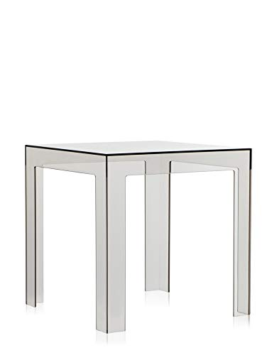 Kartell Jolly, Table Basse, Fumè Clair