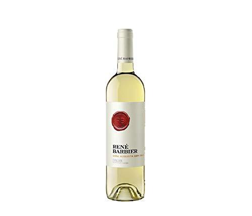 René Barbier Viña Augusta - Vino Blanco Semidulce - 750 ml