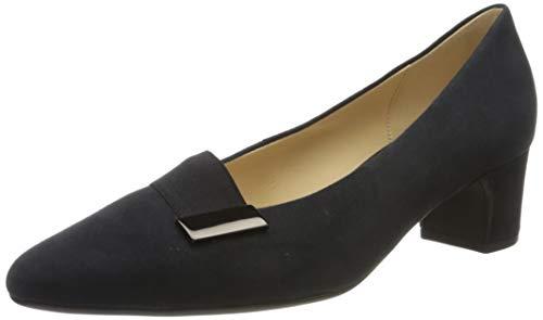 Gabor Shoes Damen Fashion Pumps, Blau (Pazifik 16), 40.5 EU