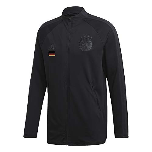 adidas Herren DFB Anthem JKT Sport Jacket, Black, S