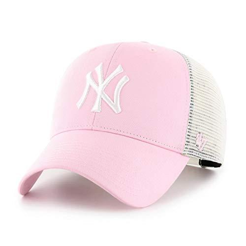 '47 York Yankees Adjustable Cap MVP Flagship MLB Petal Pink - One-Size