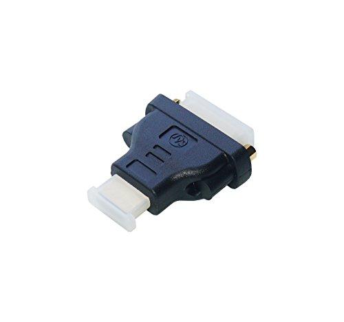 『HDMI DVI 変換アダプター HDMIオス-DVI 24ピンメス変換』の4枚目の画像
