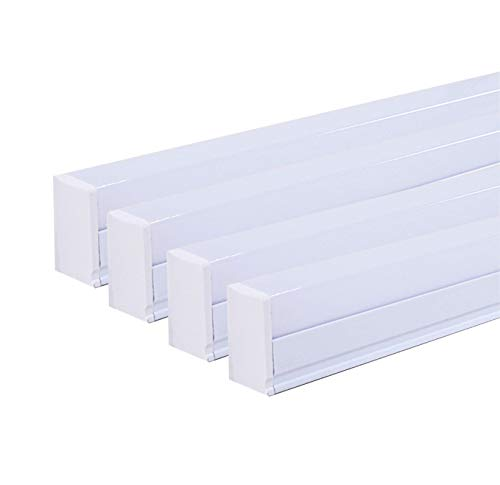 Murphy 20W LED Cool White Tubelight, Pack of 4