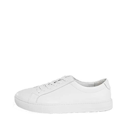 New Republic Men's Kurt Leather Sneaker - White (10.5)