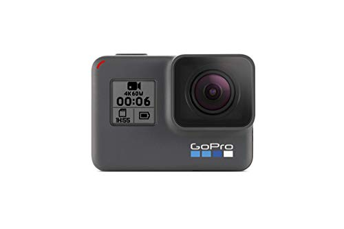 GoPro HERO6 Black Waterproof Digital Action Camera for Travel with Touch...