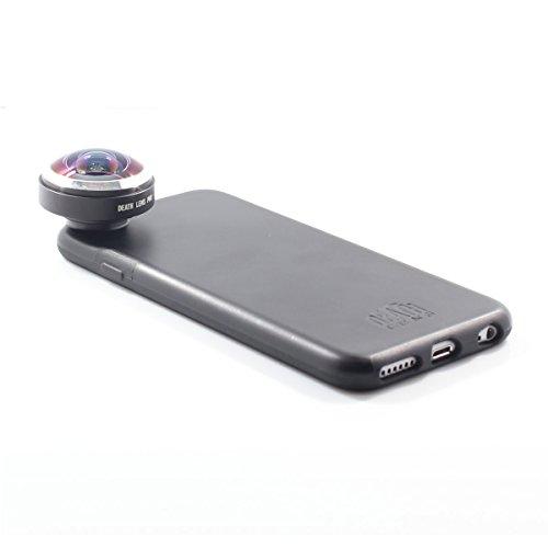 DEATH LENS(デスレンズ) DEATH LENS PRO KIT - iPhone 6/6s 200°超広角レンズ (国内正規品) DL120