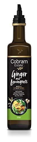 Cobram Estate Meal Starters Ginger & Lemongrass Extra Virgin Olive Oil, 375ml