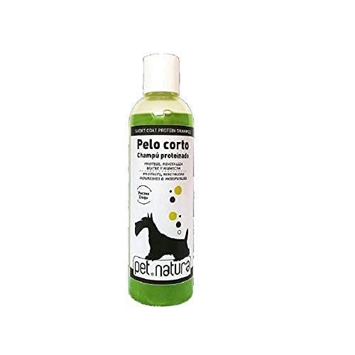 PETNATURA CHAMPÚ para Perros de Pelo Corto 750 ml