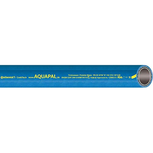 Continental Drinkwaterslang Aquapal Tuinslang 13x3,6mm 1/2' 40m