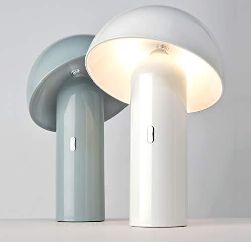 Sompex LED Tischleuchte Svamp - in verschiedenen Farben, Farbe:grau