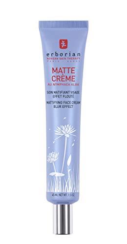ERBORIAN La Crème Matte pour Le Visage, 45 ml