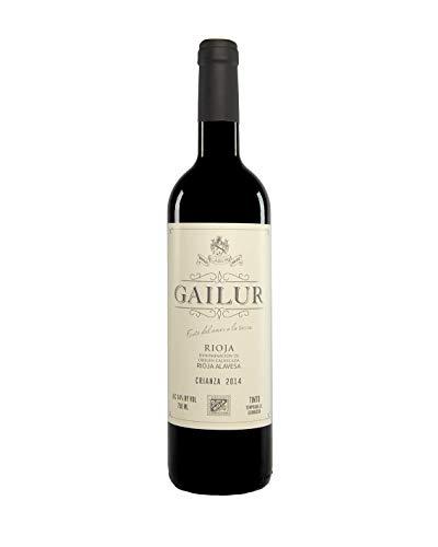 GAILUR RIOJA ALAVESA CRIANZA DOCa RIOJA Ardoa Euskadi Basque Country Wines(PEDIDO MÍNIMO 3 UDS. POSIBILIDAD DE HACER PEDIDOS MIXTOS DE TXAKOLIS Y RIOJAS)