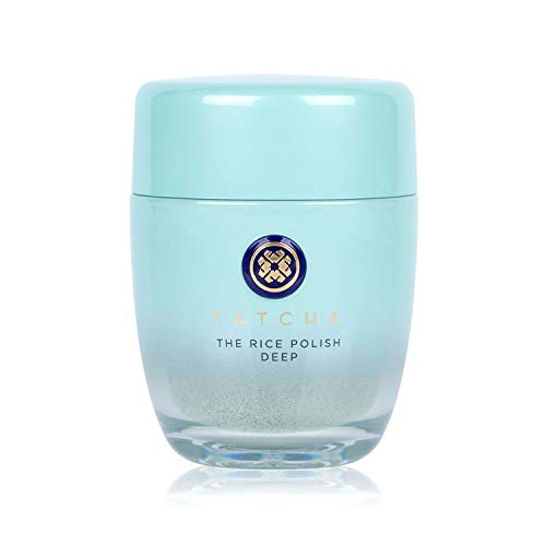 Tatcha The Rice Polish Deep: Daily Non-Abrasive Exfoliator with Papaya Extract for Oily and Acne-Prone Skin. (60 grams | 2.1 oz)