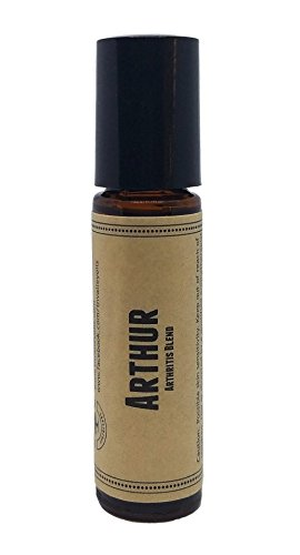 Arthur Pre-Diluted Essential Oil Roll-On Blend 10ml (1/3oz)...