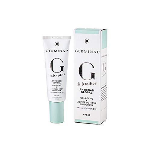 Germinal Intensitive - Crema facial Antiedad de día con Colágeno y Aceite...