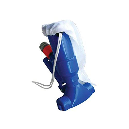 Provence Outillage 7590426628 Aspirateur Piscine avec Filet Bleu