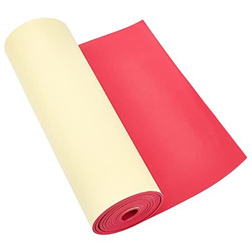 Benecreat - Rollo de espuma EVA autoadhesiva, 30 cm x 2 m, 3 mm de grosor para la protección de los muebles, colmar lagunas, costumas y otros proyectos de artesanía